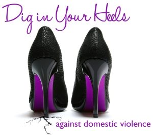 Dig in Your Heels Logo